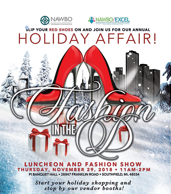 Fashion in the D Holiday Affair