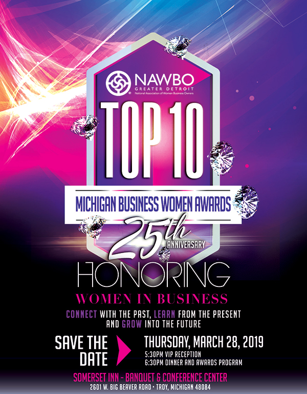 2019 Top 10 Save the Date March 28